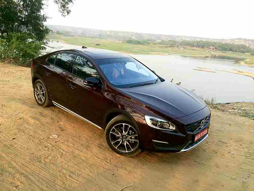 Volvo S60 Cross Country >> Exclusive Volvo S60 Cross Country Review Researchave