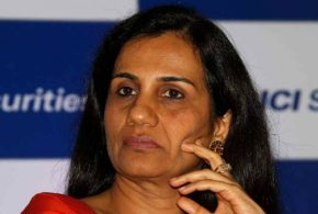 Chanda Kochhar distances herself from husband Deepak's business dealings