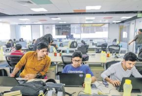 Meet the desi aunty playing match-maker for Indian startups